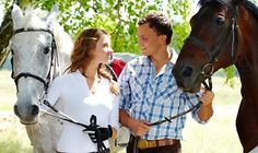 Groupon - Couple's Sunset or Massage Horseback-Riding Package from Pure Horse Play (Up to 62% Off) in Villa Rica. Groupon deal price: $85