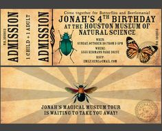 Caitlin -- I just found out that Lawrence Hall will be having an insect display during the wedding. There will be gigantic insects all over the garden! Thought it would be fun to use that as an overall theme. I love the idea of vintage drawings of bugs and flowers. I saw this invite, and the designer has said she can customize it to a wedding invite!