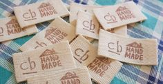 I have received nearly a hundred emails over the last couple of years from sewers and quilters asking where I get my labels. Instead of expl...