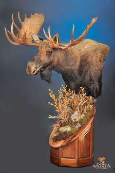 North American Pedestal Mounts | Dewey Wildlife