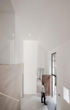 Villa en Pulle, Bélgica - Contekst - foto: Nils Van Brabant