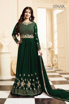 TO LOOK BEAUTIFUL THIS WEDDING SEASON. GET YOURSELF THESE ANARKALI SUITS THAT WILL KEEP YOU WARM TOO IN WINTRY NIGHTS.