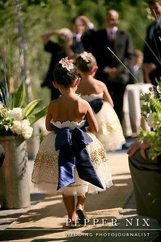 Wedding, mariage, love, amour, enfants, kids, enfants d'honneur, demoiselles d'honneur, cortège, flower girl