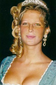 Lady Gabriella Windsor (the only daughter of Prince and Princess Michael of Kent)