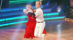 Riker Lynch danced a 1920s Quickstep with Allison Holker. <span class=meta>ABC</span>
