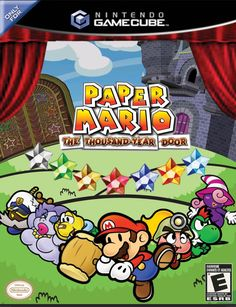 paper mario the thousand year door - Google Search