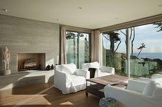Living room love - Oversized slipcovers.