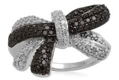 White & Black Diamonds, crisp and classy together.