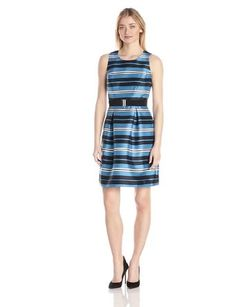 Luxury Beauty, Adrianna Papell, Dresses For Work, Silk, Casual, Prints, Stuff To Buy, Clothes, Fashion
