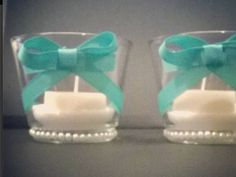 #Candele ispirate a #Tiffany, #candels, #Tiffany