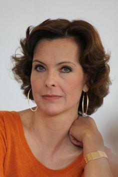 carole bouquet prsidente des prix lumires de la presse trangre paris - Carole Bouquet Mariage 1991