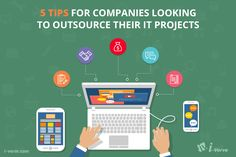 How to #outsource your #IT #projects to the #best #company which has best resource for your #business #requirements and perfect solutions for it. Better understanding of the project requirements and details discussion on what is the method they are following to fulfill your requirements and how much cost and time will required completing the project.  Here are details 5 simple tips will you hire and agency or a company before assigning them your IT projects.