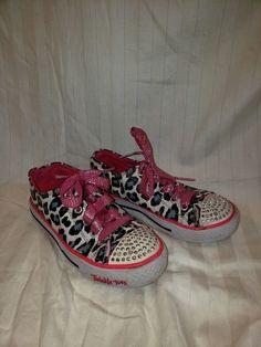 4af6d1cc22b8 Preloved pair of twinkle toes size 1 kids. Twinkle TwinkleSkechersGirls  ShoesKids ...