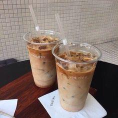 Cute Food, Good Food, Yummy Food, Iced Coffee, Coffee Drinks, Starbucks Coffee, Coffee Art, Coffee Tables, Starbucks Order