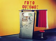 Photo Booth by Zach Manchester UK, via Flickr