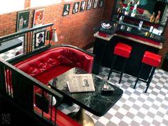 1:6th Scale Miniature - Morrison's Furniture Studio