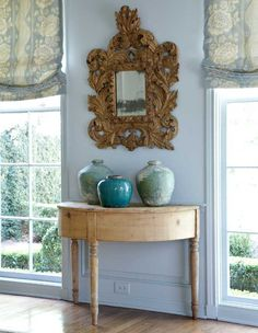 Antique with Modern / Katrin Cargill :/Carol Glasser: Interior Design