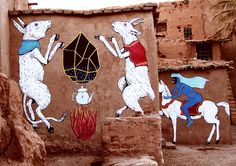 andreco and ericailcane, Morocco by andreco, via Flickr