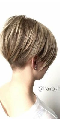 pictures of short haircuts from the back pin by steve lim on hairstyle in 2018 hair 4273 | 64af73f73cec4273f0b773608620b476