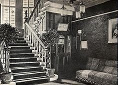 Harrogate Theatre Foyer