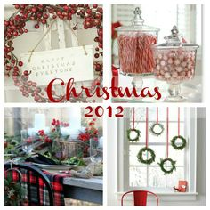 christmas front porch | Boy + Girl Design » Blog Archive » Let's Talk About Christmas!