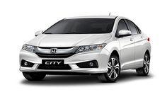 Honda City  EXL 3/4 frente BRANCO Esquerda City 2016