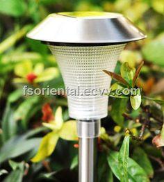 Solar lamp solar garden light sun lamp (SL11003) - China solar lamp garden light, OEM Solar Pathway Lights, Solar Lights, Garden Figurines, Bird Feeders, China, Lighting, Outdoor Decor, Home Decor, Decoration Home