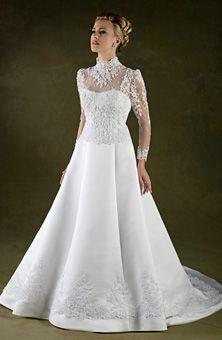 beautiful dress for christmas wedding