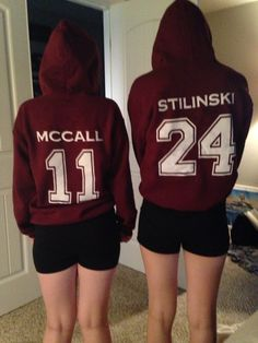 Teen wolf sweatshirts