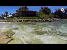 Siesta Key beach & Point of rock - HD - GoPro hero 3