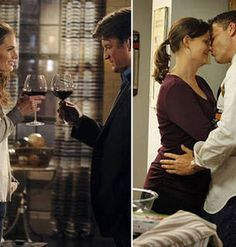 Castle and Beckett's Morning After vs. Booth and Brennan's Washing Machine Hookup: Which Was Hotter
