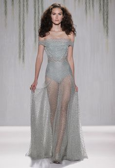 Jenny Packham - If it wasn't see through on the bottom