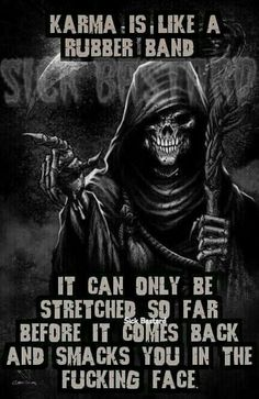 Is the grim reaper male or female? Grim Reaper Art, Grim Reaper Tattoo, Don't Fear The Reaper, Grim Reaper Quotes, Karma Quotes, Qoutes, Funny Quotes, Dad Quotes, Skulls