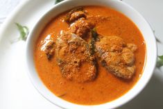 I make fish curry differently each time, i like to experiment with it. Most of the time i make fish curry with coconut, since hubby loves his fish curry with coconut in it..  Similar Recipes, Goan Fish Curry Anchovies Fish Curry Sardine Fish Curry Chettinad Fish Curry Malabar Fish Curry Mackerel Fish Curry Village Style...Read More