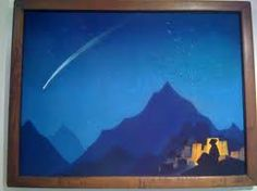 "nicholas roerich, ""star of the hero"""
