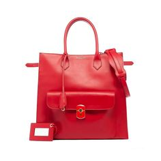 BALENCIAGA PADLOCK RED ALL TIME