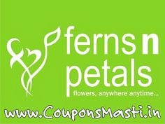 Find dozens of #FernsNPetals_coupon_codes, #FernsNpetals_promo_codes and #FernsnPetals_discount_deals for online ordering on fresh flowers, gift combos and cakes for your loved ones. Order using coupon codes and save on total expenses.
