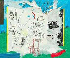 Will Alsop RA, Drawing Wall