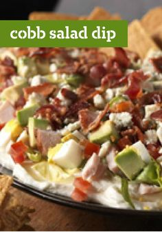 cobb macaroni salad layered cobb salad classic cobb salad cobb salad ...