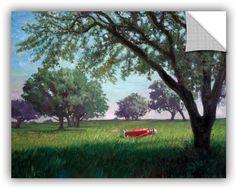 Summertime by Eric Joyner Painting Print