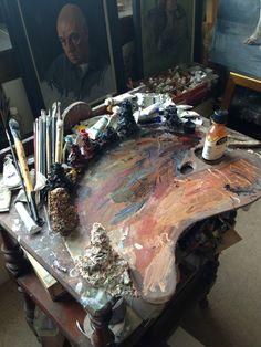 palette - Jemma Phipps Workspaces, Palette, Studio, Pallets, Studios