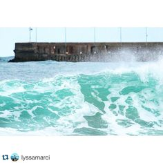 #Repost @lyssamarci  Well its cold and messy but home isn't too bad! Early start to the weekend  #warrnambool #greatoceanroad #destinationwarrnambool #warrnamboolbreakwater #love3280 by destinationwarrnambool http://ift.tt/1LWgNOG