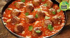Albondigas de carne con verduras - Suat .:. Emergencia M�vil
