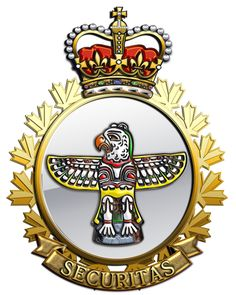 Military Insignia 3D : Canadian Forces Military Police