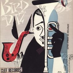 Charlie Parker & Dizzy Gillespie - Bird and Diz