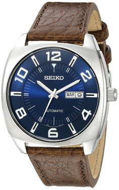 Seiko Men's SNKN37 Stainless Steel Automatic Self-Wind Watch Review https://www.watchreviewblog.com/seiko-mens-snkn37-stainless-steel-automatic-self-wind-watch-review/