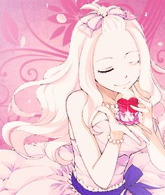 Fairy Tail Brides: Mira! She looks so pretty and peaceful here!