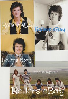 bay city rollers angel angel - Google Search