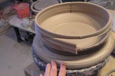 Fine Mess Pottery- lots of tutuorials--esp chrysanthemum plate slip decorating tutorial