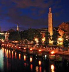 Riverwalk of Providence